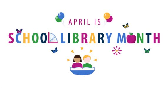 Celebrate School Library Month