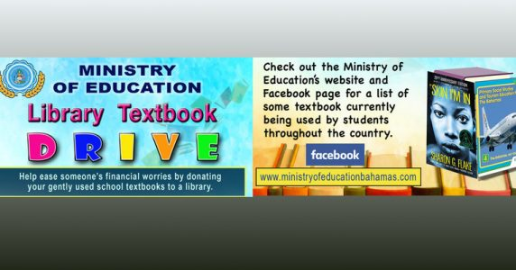 Ministry of Education Book Drive